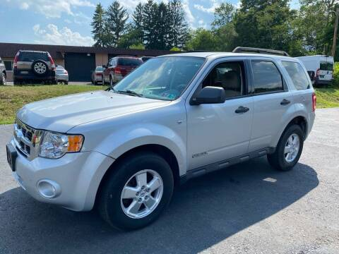 2008 Ford Escape for sale at GMG AUTO SALES in Scranton PA