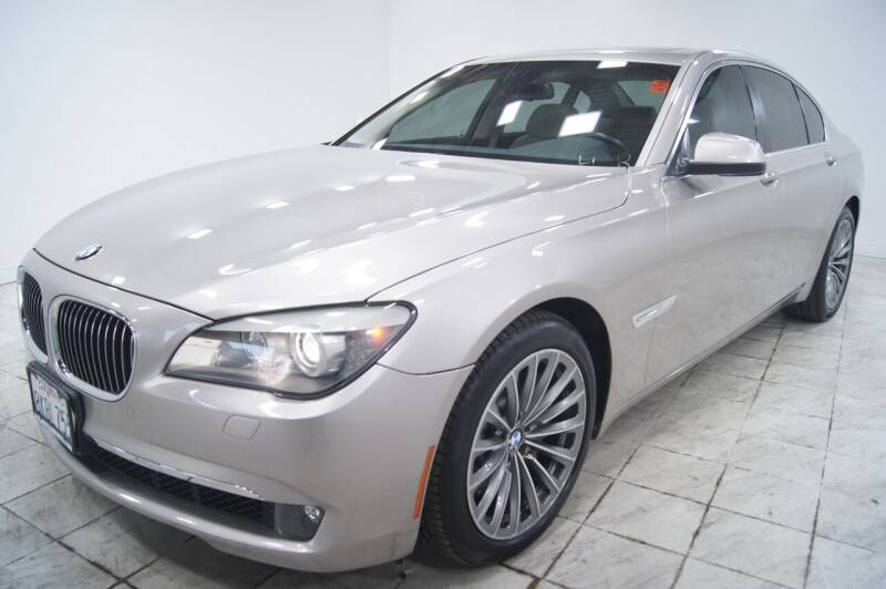 2011 BMW 7 Series for sale at Sacramento Luxury Motors in Carmichael CA