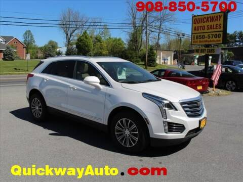 2017 Cadillac XT5 for sale at Quickway Auto Sales in Hackettstown NJ