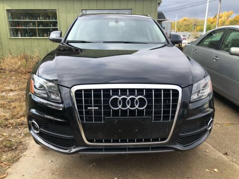 2011 Audi Q5 for sale at Ghazal Auto in Sturgis MI