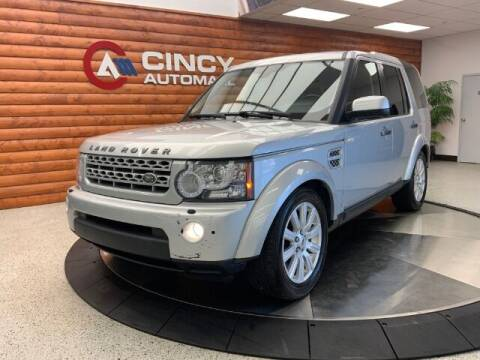 2013 Land Rover LR4 for sale at Dixie Motors in Fairfield OH