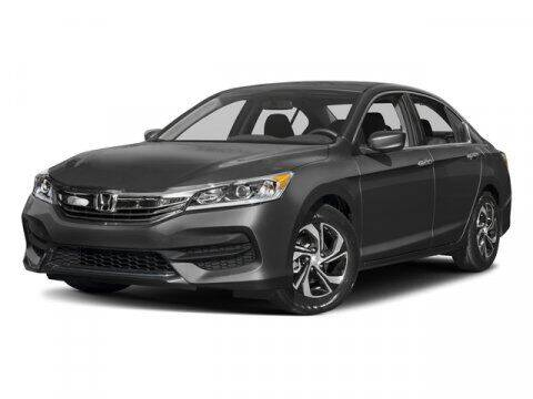 2017 Honda Accord for sale at Smart Budget Cars in Madison WI