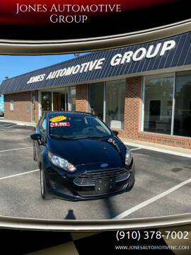 2017 Ford Fiesta for sale at Jones Automotive Group in Jacksonville NC