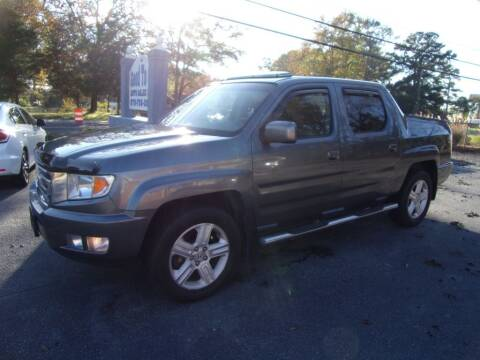 2010 Honda Ridgeline for sale at Good To Go Auto Sales in Mcdonough GA