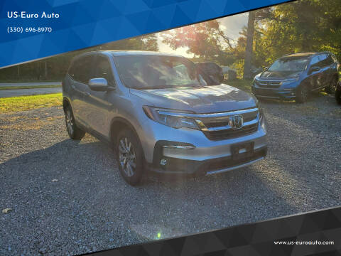 2019 Honda Pilot for sale at US-Euro Auto in Burton OH