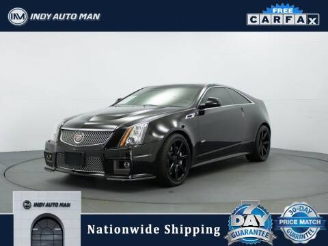 2011 Cadillac CTS-V for sale at INDY AUTO MAN in Indianapolis IN