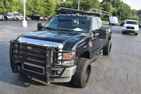 2009 Ford F-250 Super Duty for sale at Adams Auto Group Inc. in Charlotte NC