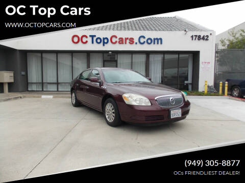 2006 Buick Lucerne for sale at OC Top Cars in Irvine CA