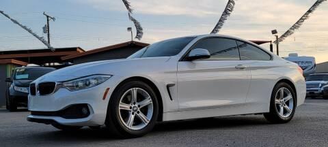 2014 BMW 4 Series for sale at Elite Motors in El Paso TX