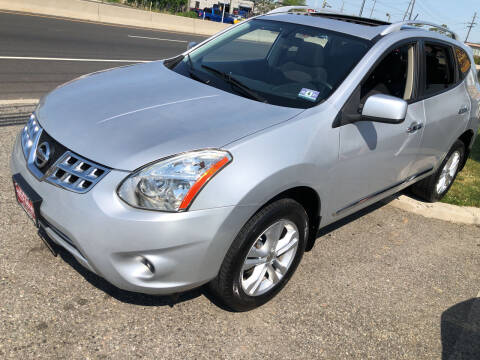2012 Nissan Rogue for sale at STATE AUTO SALES in Lodi NJ
