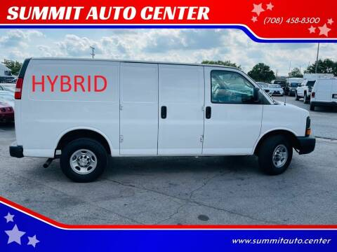 2015 Chevrolet Express Cargo for sale at SUMMIT AUTO CENTER in Summit IL