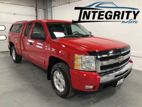 2011 Chevrolet Silverado 1500 for sale at Integrity Motors, Inc. in Fond Du Lac WI