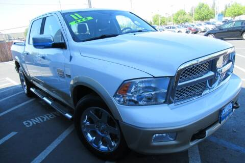 2011 RAM Ram Pickup 1500 for sale at Choice Auto & Truck in Sacramento CA