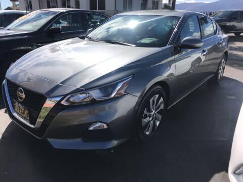 2020 Nissan Altima for sale at Soledad Auto Sales in Soledad CA