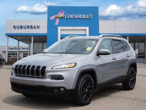 2016 Jeep Cherokee for sale at Suburban Chevrolet of Ann Arbor in Ann Arbor MI