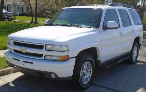 2003 Chevrolet Tahoe for sale at Waukeshas Best Used Cars in Waukesha WI