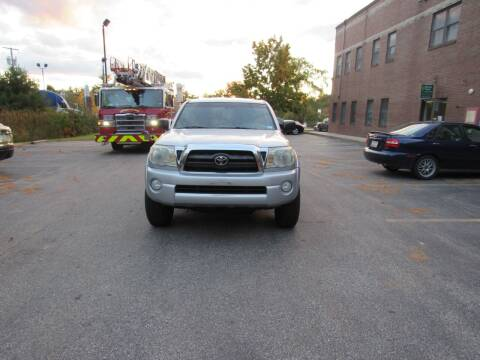 2008 Toyota Tacoma for sale at Heritage Truck and Auto Inc. in Londonderry NH