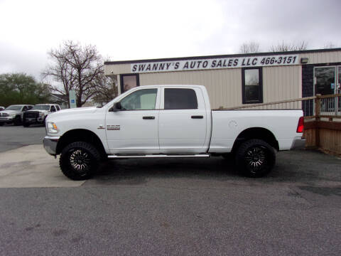 2016 RAM Ram Pickup 2500 for sale at Swanny's Auto Sales in Newton NC