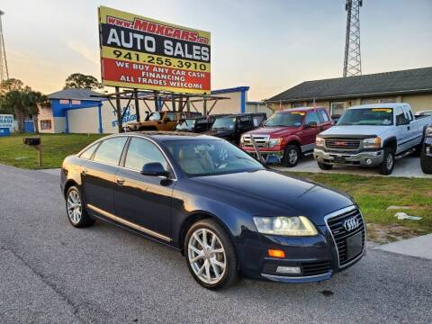 2010 Audi A6 for sale at Mox Motors in Port Charlotte FL