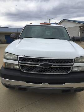 2005 Chevrolet Silverado 2500HD for sale at New Rides in Portsmouth OH