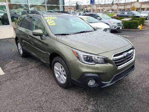 2019 Subaru Outback for sale at BETTER BUYS AUTO INC in East Windsor CT