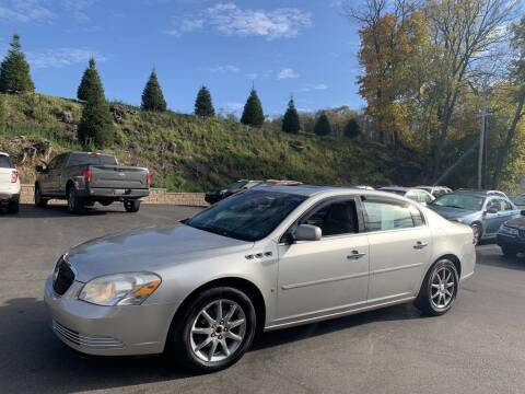 2006 Buick Lucerne for sale at Premiere Auto Sales in Washington PA