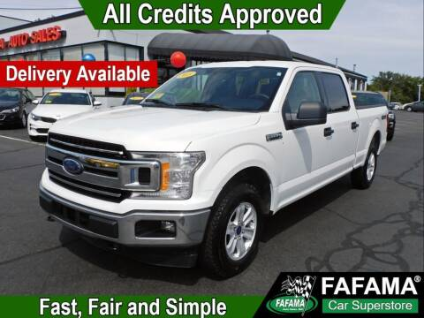 2018 Ford F-150 for sale at FAFAMA AUTO SALES Inc in Milford MA