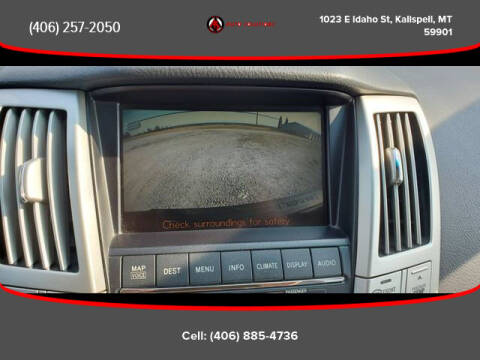 2007 Lexus RX 350 for sale at Auto Solutions in Kalispell MT