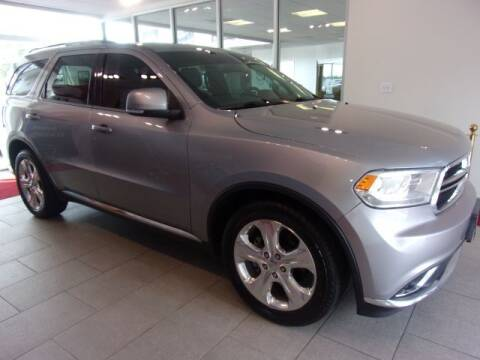 2014 Dodge Durango for sale at Adams Auto Group Inc. in Charlotte NC