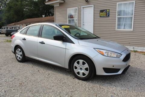 2016 Ford Focus for sale at Auto Force USA in Elkhart IN