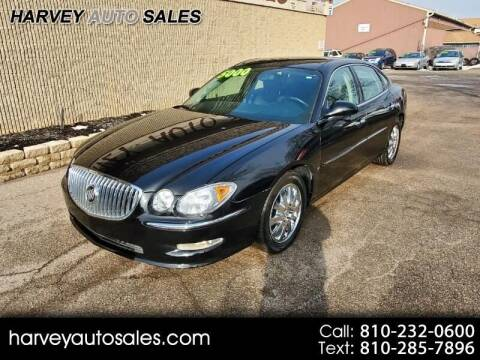 2008 Buick LaCrosse for sale at Harvey Auto Sales, LLC. in Flint MI