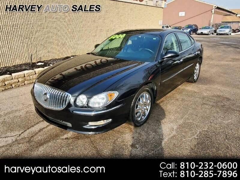 2008 Buick LaCrosse for sale at Harvey Auto Sales, LLC. in Flint MI