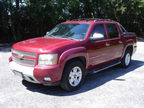 2007 Chevrolet Avalanche for sale at Lowcountry Auto Sales in Charleston SC