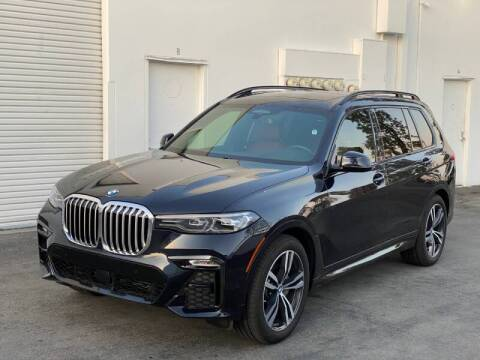 2019 BMW X7 for sale at Corsa Exotics Inc in Montebello CA