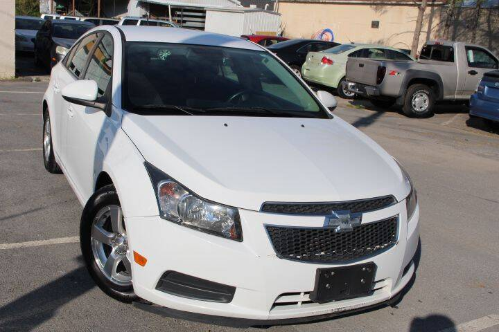 2014 Chevrolet Cruze for sale at SAI Auto Sales - Used Cars in Johnson City TN
