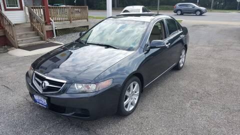2005 Acura TSX for sale at Premier Auto Sales Inc. in Newport News VA