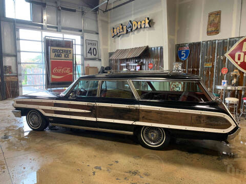1964 Ford Galaxie Country Squire Wagon for sale at Cool Classic Rides in Redmond OR
