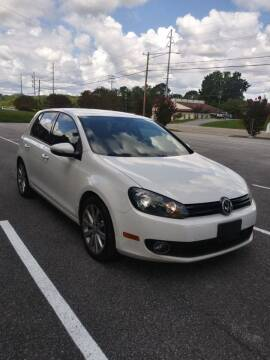 2013 Volkswagen Golf for sale at Thompson Auto Sales Inc in Knoxville TN