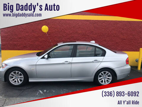 2006 BMW 3 Series for sale at Big Daddy's Auto in Winston-Salem NC