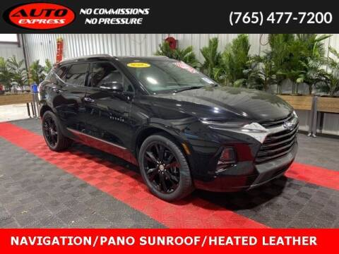 2019 Chevrolet Blazer for sale at Auto Express in Lafayette IN