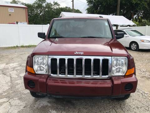 2007 Jeep Commander for sale at Mego Motors in Orlando FL