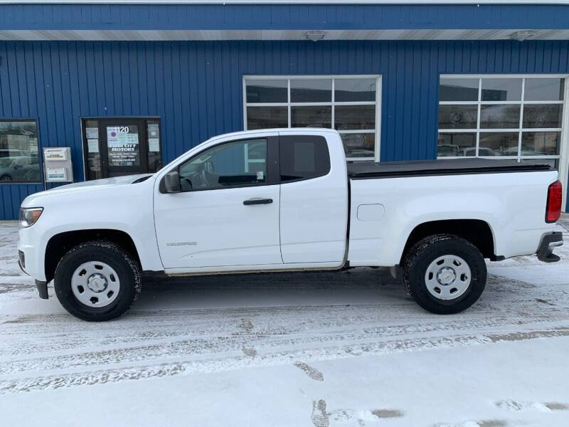 2018 Chevrolet Colorado for sale at Twin City Motors in Grand Forks ND