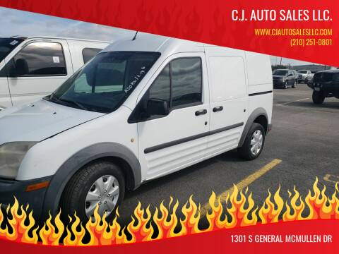 2013 Ford Transit for sale at C.J. AUTO SALES llc. in San Antonio TX