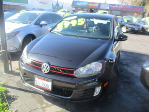 2010 Volkswagen GTI for sale at Quick Auto Sales in Modesto CA