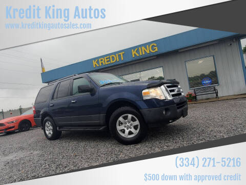 2011 Ford Expedition for sale at Kredit King Autos in Montgomery AL