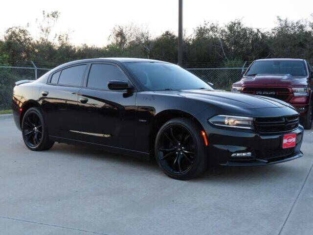 2018 Dodge Charger R/T RWD - Houston TX