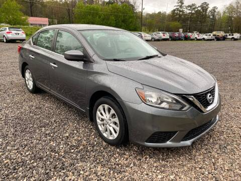 2018 Nissan Sentra for sale at Anaheim Auto Auction in Irondale AL