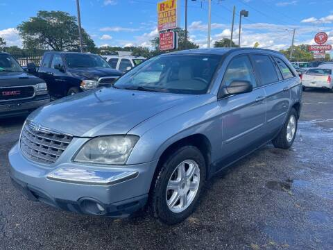 2005 Chrysler Pacifica for sale at RJ AUTO SALES in Detroit MI