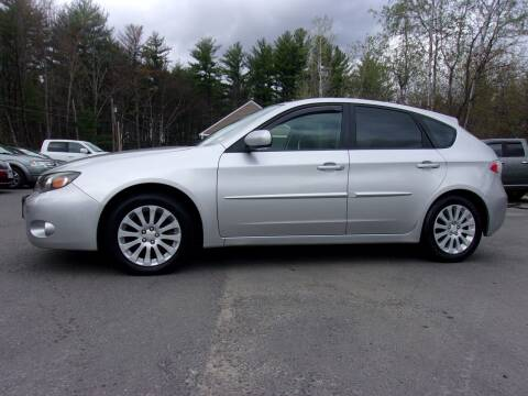 2011 Subaru Impreza for sale at Mark's Discount Truck & Auto Sales in Londonderry NH