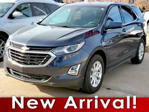 2018 Chevrolet Equinox for sale at Jacksons Car Corner Inc in Hastings NE